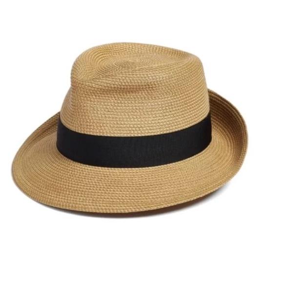 86690c1990c Eric Javits Accessories - Eric Javits Classic Fedora Sun Hat
